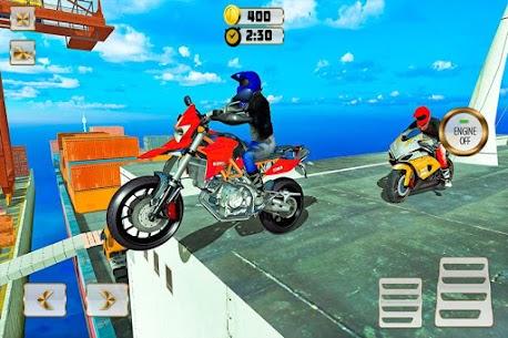 Tricky Bike Stunts MOD Apk 1.5.6 (Unlimited Money) 2