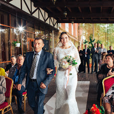 Wedding photographer Andrey Kozyakov (matadorOmsk). Photo of 26.08.2018