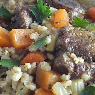 Pearl Barley Stew Lamb Recipes.