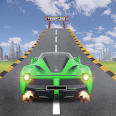Extreme Stunt Car Game 3D