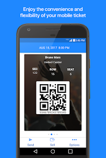 TicketFire - Tickets to Sports, Concerts, Theater- screenshot thumbnail
