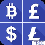 CryptoConvert - Cryptocurrency Exchange Calculator