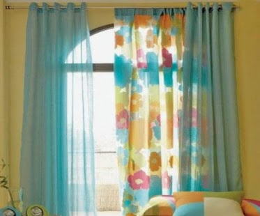 DIY Curtains - náhled