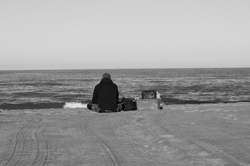 L'uomo e l'immensità del mare di Legolax