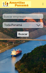 Amarillas Panamá- screenshot thumbnail