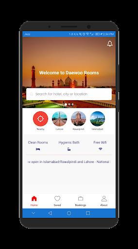 Daewoo Express Mobile - Daewoo Rooms 16.3 screenshots 4