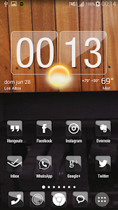 Elite Glass Nova Theme HD v1.6