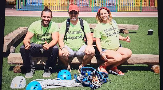 B Natural Sport, un espacio de ocio sin barreras en Bayárcal