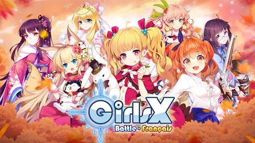 Code Triche Girls X Battle-Français  APK MOD (Astuce) screenshots 1