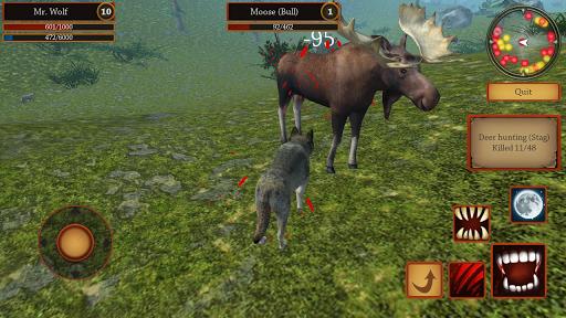 Wolf Simulator Evolution 1.0.0.9 de.gamequotes.net 5