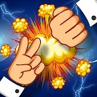 Rock Paper scissor Battle Bay icon