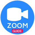 Guide for zooom cloud meetings icon