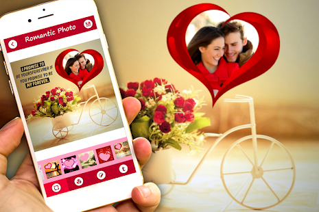 Romantic Photo Frames APK Direct Download - Free photography App ...