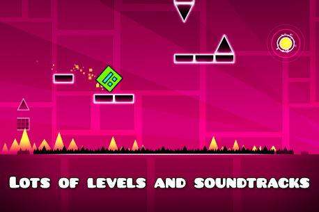 Geometry Dash Apk Mod All Unlocked Full Version 3