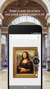KeyARt - AR Museum Guide- screenshot thumbnail