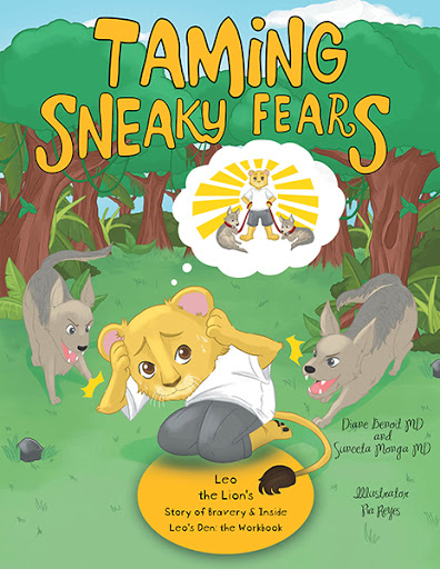 Taming Sneaky Fears cover