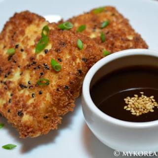 Tofu Katsu 두부 까스