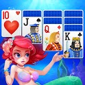 Solitaire Fish - Classic Klondike Card Game icon