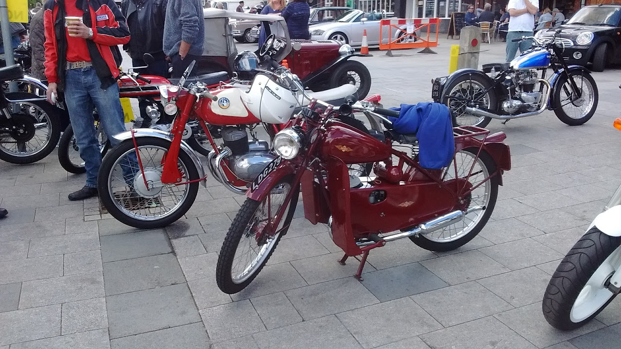 2017 Baldock Classic Car and Motorcycle Show