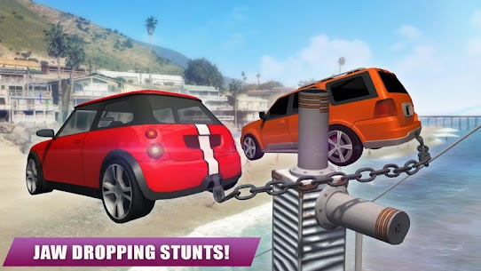 Chained Car Racing Games 3D Mod Apk 1.8 3