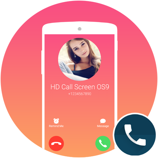 Call Screen Theme Gradient