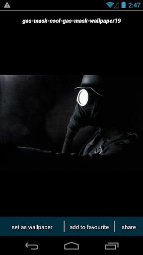 Gas Mask Cool Wallpapers