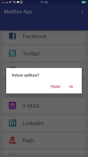 MedSos App 1.2 screenshots 5