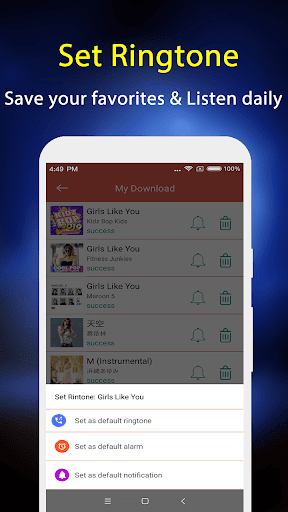 Ulimate Music Downloader screenshot 6