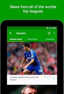 Soccer Scores - FotMob- screenshot thumbnail