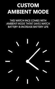 Aviator HD Watch Face screenshot 11