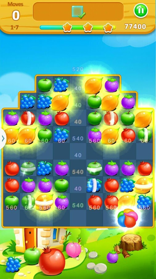 Fruit Castle- screenshot