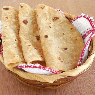 Chapati, An East African Variation.