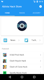 Ablota Hack Store Pro (Cydia) Hack for the game