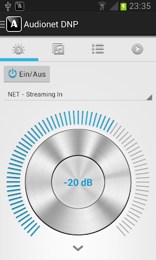 Audionet Music Manager Trial screenshots 1