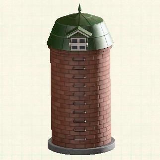 サイロ あつ 森 【あつ森】自宅の外観を洋風のお城にする方法
