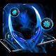 Blue Science Alien Tech Theme Download on Windows