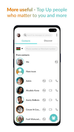 Flom (Beta) 1.0.28 Screenshots 1
