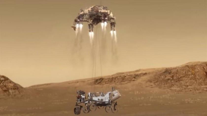 Imagen compartida por la NASA.