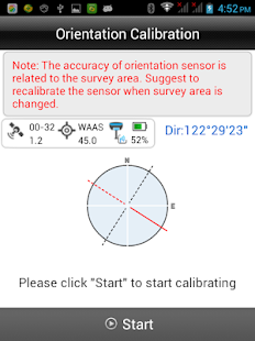 Hi-Survey Road Ekran Görüntüsü