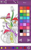 Colorish mandala coloring book - screenshot thumbnail 09