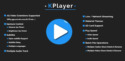 KPlayer - All format video player - Revenue & Download
