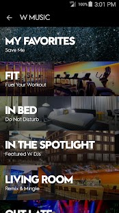 W Hotels- screenshot thumbnail