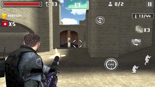 Shoot War:Strike Killer