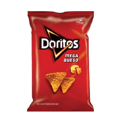 snack doritos mega queso 45gr