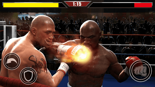 Real Fist 3.1.0 Screenshots 6
