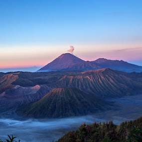 Mount Bromo, 28-07-2013 by Nico Ariyanto - Landscapes Mountains & Hills