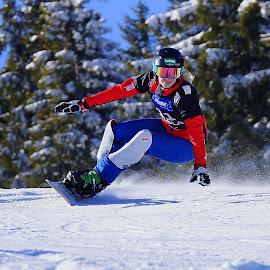 by Branko Frelih - Sports & Fitness Snow Sports (  )