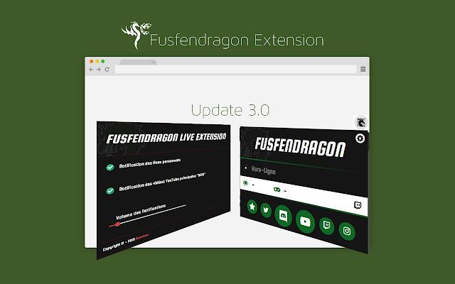 Fusfendragon Live Extension