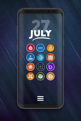 Pyro - Icon Pack  screenshots 2