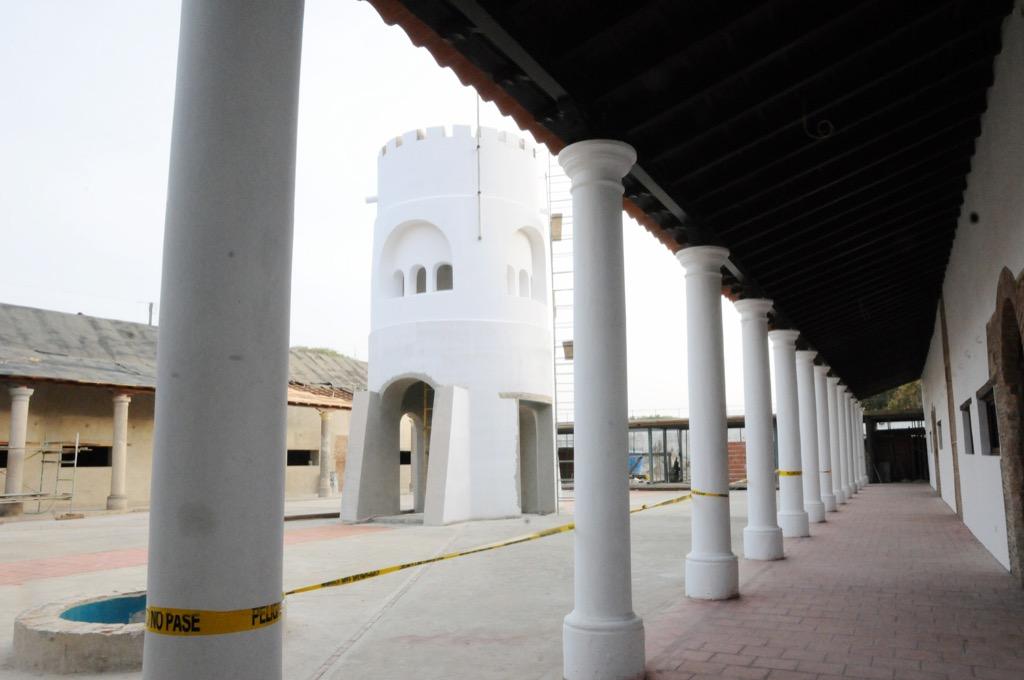 La antigua casona que sirvió como sede a la Cárcel de Santa Ana está en proceso de restauración, a fin de convertirla en la sede central de El Sistema en el estado Falcón. El espacio acogerá a la Orquesta Regional Infantil y Juvenil de la región y los distintos programas de enseñanza musical